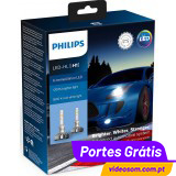 Philips LED H1 X-treme Ultinon gen2 11258XUX2 ( 2 Lâmpadas )