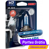 Philips H7 Crystal Vision Ultra 12972CVUBW