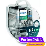Philips H7 Xtreme Vision Pro 150 ( 2 lâmpadas )