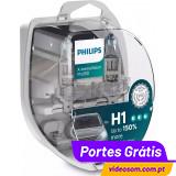 Philips H1 Xtreme Vision Pro 150 ( 2 lâmpadas )