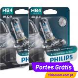Philips HB4 Xtreme Vision Pro 150 ( 2 lâmpadas )