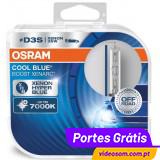 Osram Xenarc Cool Blue Boost D3S 7000K  ( 2 lampadas )