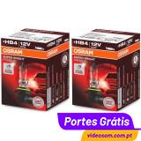 OSRAM HB4 12v 100w Super Bright Premium ( 2 Lâmpadas  )