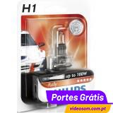 Philips Rally H7 12v 80w ( 1 Lâmpada )