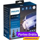 Philips LED H7 Ultinon Pro9000