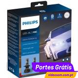 Philips LED H4 Ultinon Pro9000