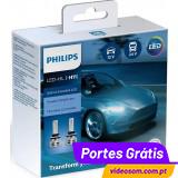 Philips LED H11 Ultinon Essential LED  ( 2 Lâmpadas )