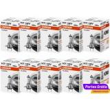 PACK Osram H7 12v 55w 64210 CLC ( 10 Lâmpadas )