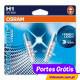 OSRAM COOL BLUE INTENSE H1 12v 55w ( 2 LÂMPADAS )