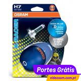 OSRAM X RACER H7 ( Pack 2 Unid )