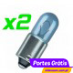 OSRAM COOL BLUE T4W ( 2 Lâmpadas )