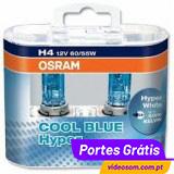 OSRAM HYPER COOL BLUE H4 (5.000K)