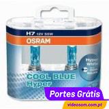 OSRAM HYPER COOL BLUE H7 (5.000K)