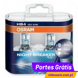 OSRAM NIGHT BREAKER PLUS HB4