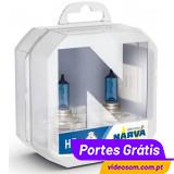 NARVA RANGE POWER WHITE H7 12v 55 watt ( 4500K)