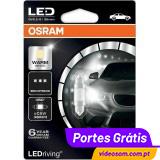 OSRAM LED PREMIUM C5W BRANCO QUENTE