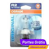 OSRAM R2 45/40w