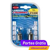 LAMPA 21/4w BAZ15d ( Pack 2Unid. )