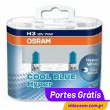 OSRAM HYPER COOL BLUE H3 (5.000K)