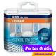 OSRAM COOL BLUE INTENSE HB3 12v 60w ( 2 LÂMPADAS )
