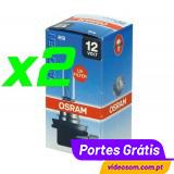 OSRAM H9 ( 2 Lâmpadas )