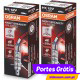 Osram Night Breaker Unlimited  H1 12v 55w ( 2 Lâmpadas )