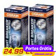Osram Night Breaker Unlimited  H3 12v 55w ( 2 Lâmpadas )