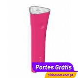Lanterna LED RAYSTAR  ( Rosa )