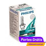 PHILIPS D2R Xenon X-treme Vision ( 1 Bulb )