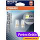 Osram Diadem Chrome WY5W ( 2 Lâmpadas )