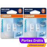 OSRAM W21/5W ( 4 Lâmpadas )
