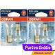 OSRAM P21/4w ( 4 Bulbs )