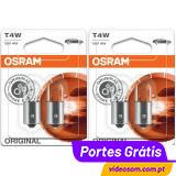 OSRAM T4W ( 4 Lâmpadas )