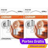 OSRAM P21w ( 4 Lâmpadas )