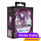 Philips H7 ColorVision Purple ( 2 Bulbs )