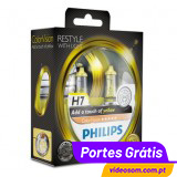 Philips H7 ColorVision Yellow ( 2 Bulbs )