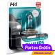 Philips Xtreme Vision H4 +130% ( 2 Lâmpadas )
