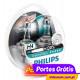 Philips Xtreme Vision +130%  H4 12v 60/55w  ( 2 Lâmpadas )
