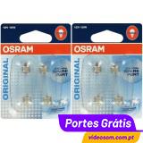 OSRAM C5W ( 4 Lâmpadas )