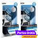 Philips WhiteVision W5W  12v  5w ( 4 Lâmpadas )