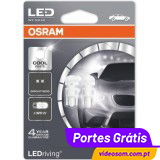 OSRAM LED W5W COOL WHITE