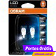 OSRAM LED STANDARD W5W Azul