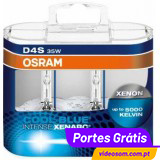 OSRAM XENARC D4S Cool Blue Intense ( 2 Lâmpada )