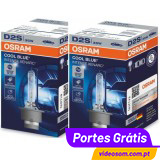 OSRAM XENARC D2S Cool Blue Intense ( 2 Lâmpada )