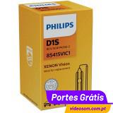 PHILIPS D1S Xenstart Xenon Vision 4600K 85415 VI