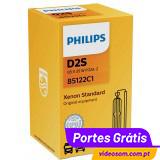 PHILIPS D2S Xenon Xenstart Vision 4600K