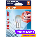 OSRAM DIADEM PR21/5W  ( 1 LÂMPADA )