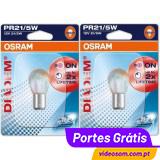OSRAM DIADEM PR21/5W  ( 2 LÂMPADA )