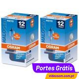 Osram ( 881 ) H27/2  ( 2 Lâmpadas )