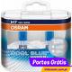 Osram Cool Blue Hyper Plus H7 12v 55w  5000K  ( 2 Lamp )